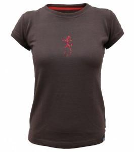 Tričko Lizard z bambusu, BlackOne s.r.o.